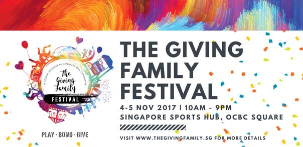 Giving family festival