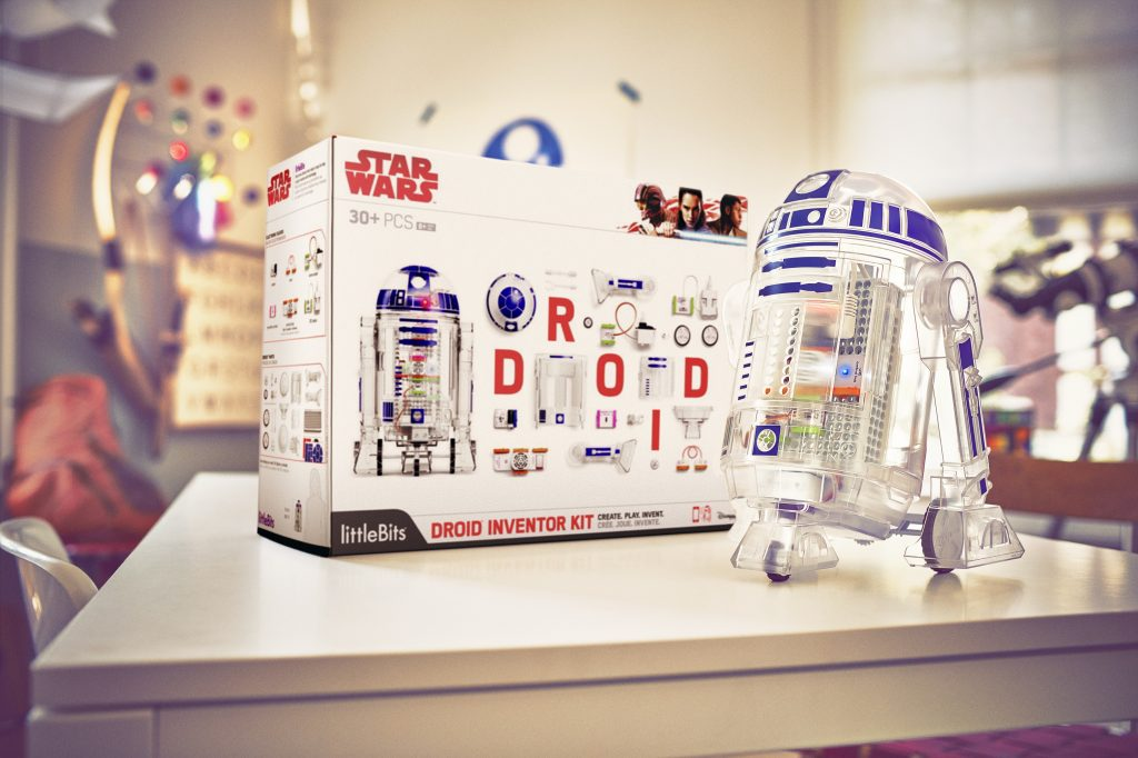 Star Wars R2D2 droid