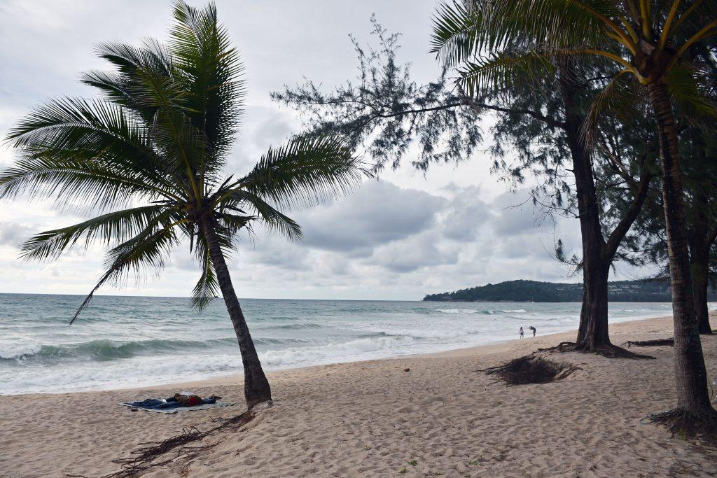Banyan hotel beach
