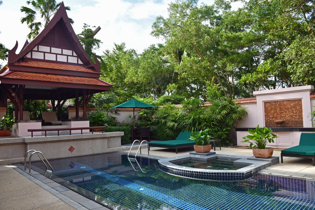 banyan tree hotel