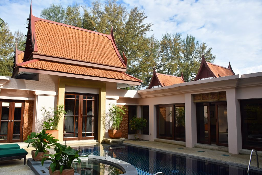 Banyan Tree Villa