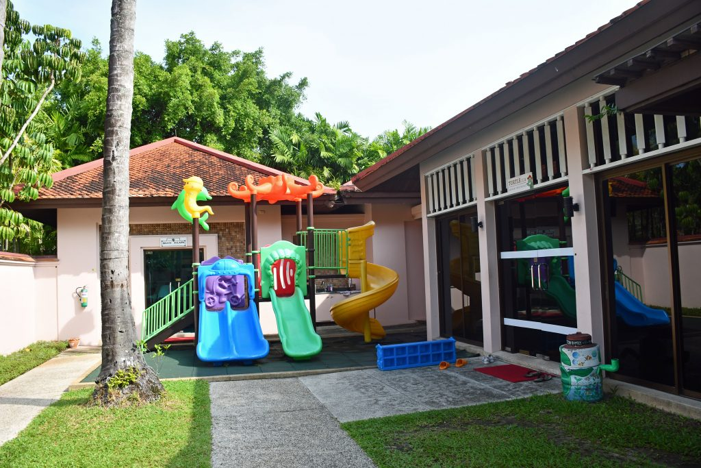 Banyan tree kids club