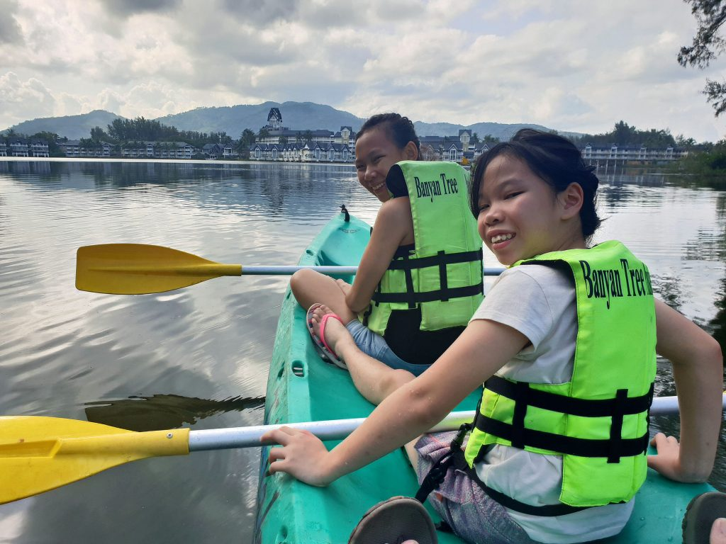 banyan hotel canoeing