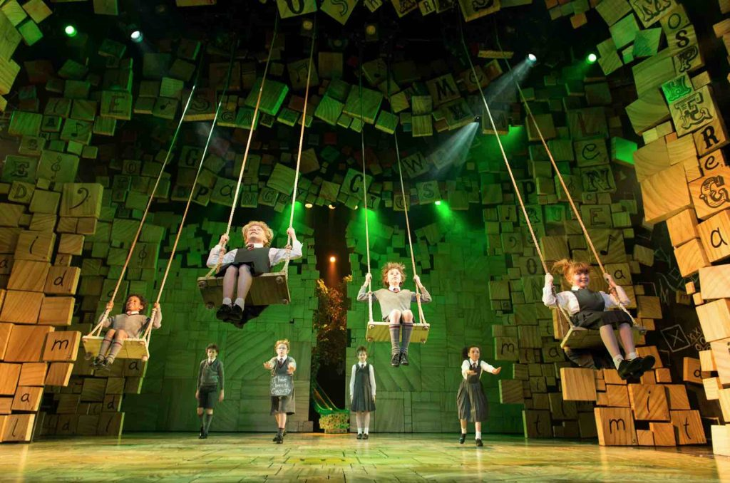Matilda musical review