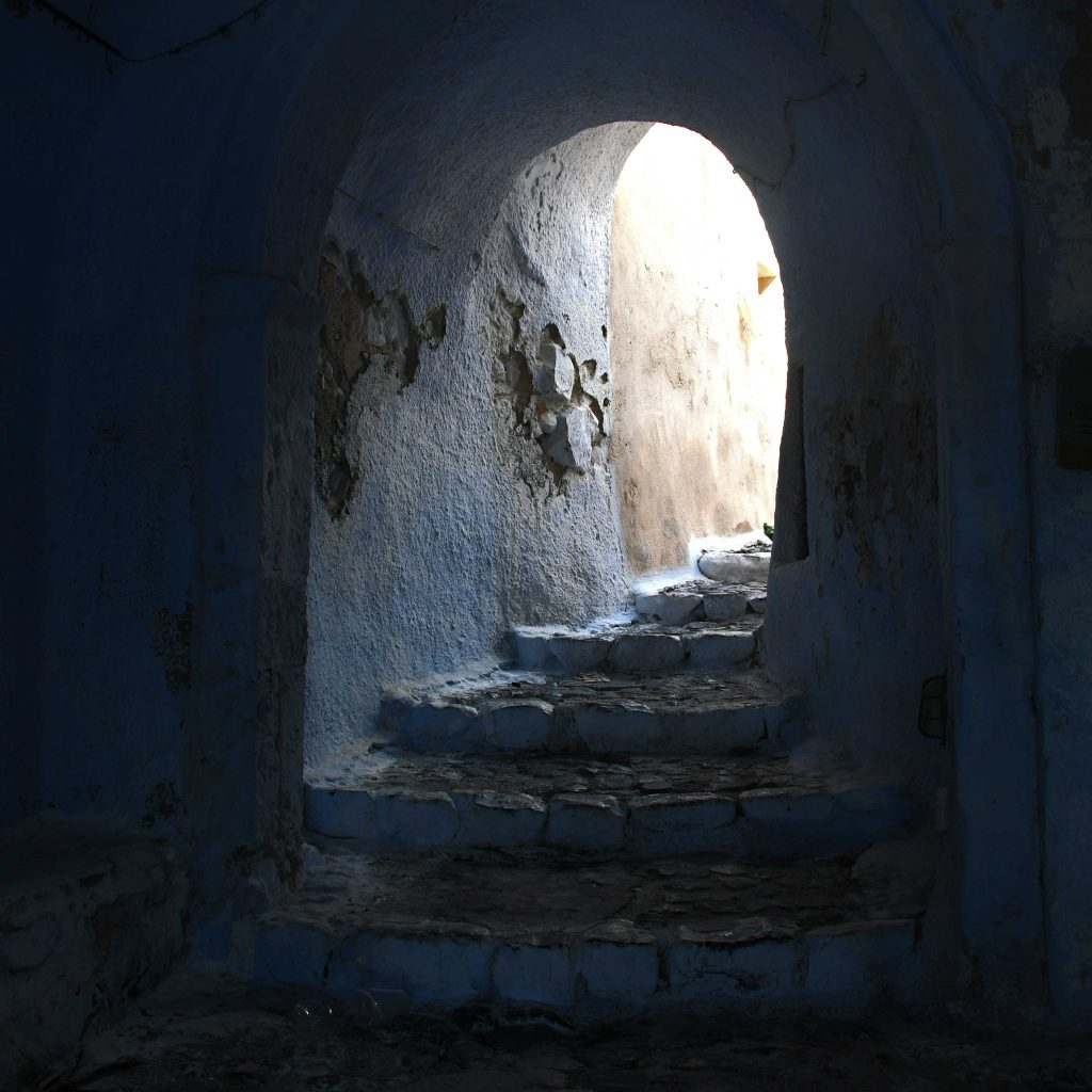 Greek tunnels