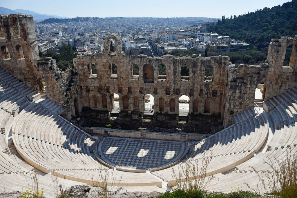 odeon of Herodes