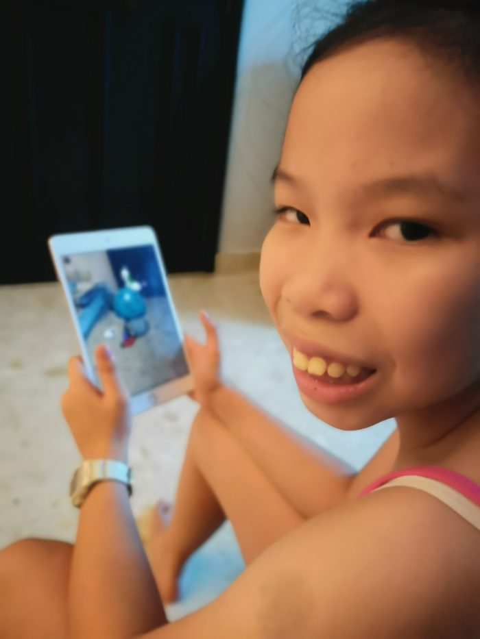 educational games with AR