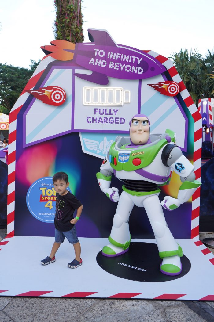 toy story gardens by the bay