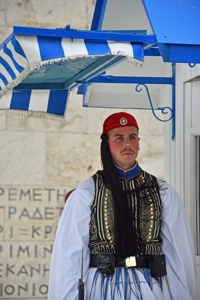 Greece soldier